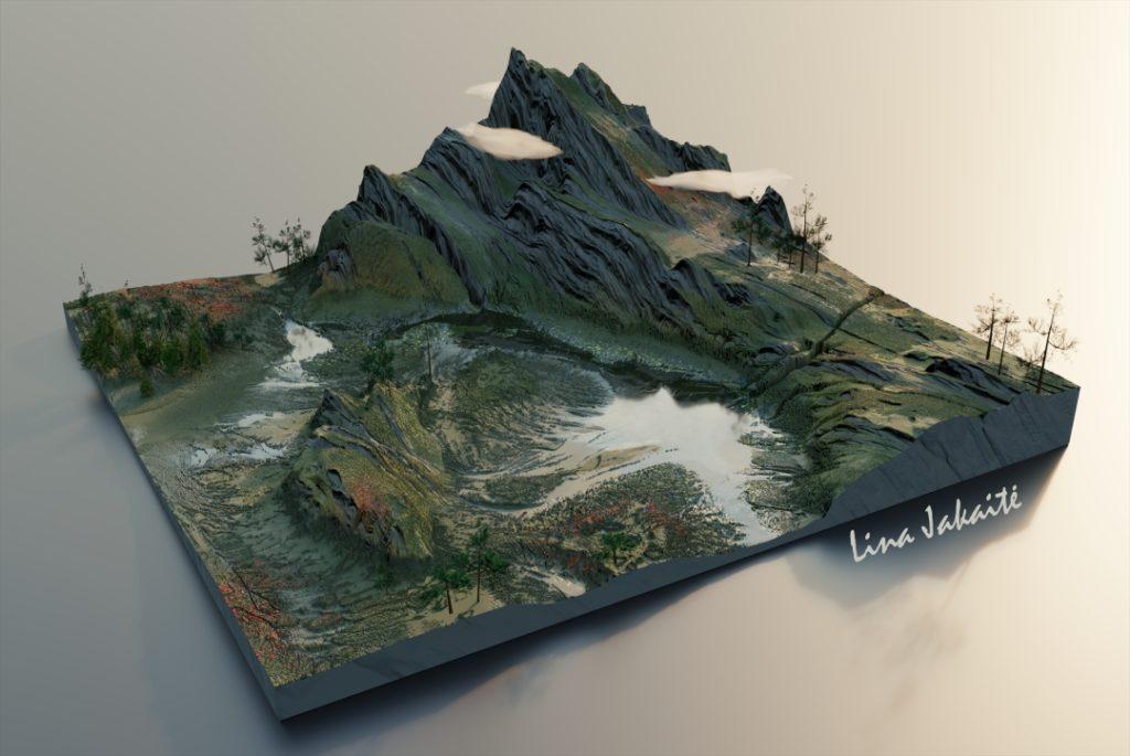 Blender 3D - 002